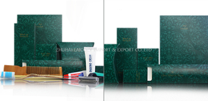 Hotel Eco-friendly Disposable Natural Luxury Amenities Kit