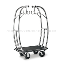Deluxe Hotel Luggage Cart for Five Star Hotel