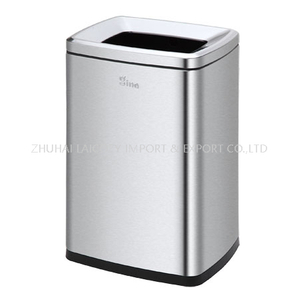 430 Stainless Steel Trash Can 20L