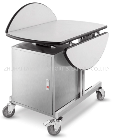 Hotel stainless steel food Room Service Hot box