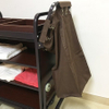 Hotel Metal Housekeeping Room Service Laundry Maid Cart