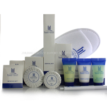 Customized Biodegradable Eco Friendly Disposable Hotel Amenities Kit