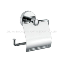 Top Quality Bathroom Paper Holder with Cover 304 S/S Roll Stand