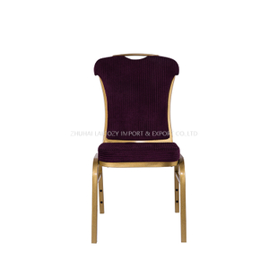 Modern Customize Hotel Wedding Comfortable Stackable Banquet Chair