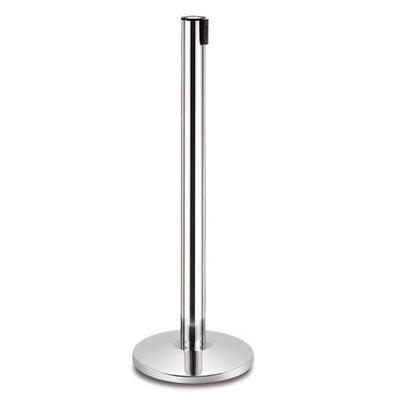 Good Quality Aluminum Retractable Post Crowd S/S Queue Management Crowd Control Barriers