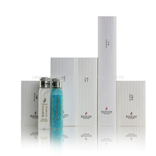 Luxury Organic Eco Friendly Colorful Cosmetic Hotel Amenities