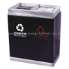Indoor Dustbin Classified Environment-friendly Marble Garbage Can
