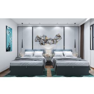 Economical stundent Apartment school Bedroom suite Set