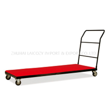 Retangle banquet table cart