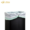 Hotel lobby staliness steel 30L indoor dustbins
