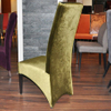 High quality modern dining steel Restaurant banquet chair