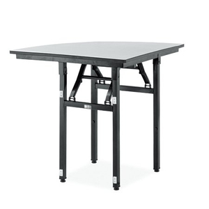 High Quality Hotel Banquet Quarter Round Foldable Table