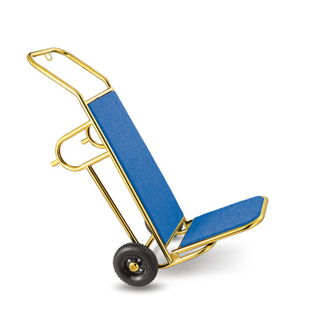 Lightweight hotel baggage carts