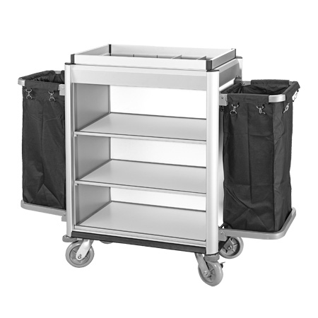 How to choose a professional housekeeping trolley